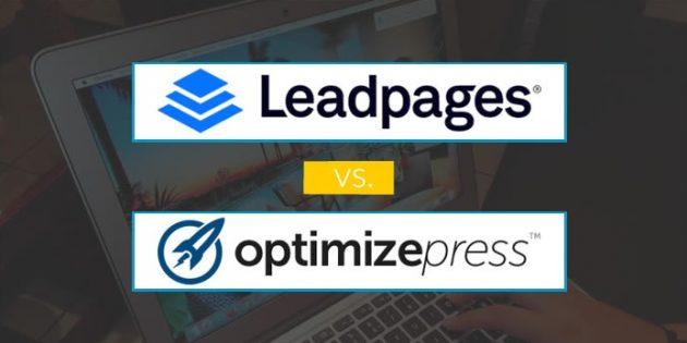 leadpages vs optimizepress \u2014 done for you clickfunnels